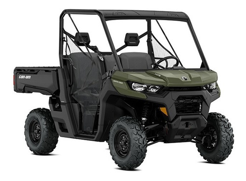 Defender Hd5 Base 2021 Entrega Ya No Polaris 4x4 Utv Can-am