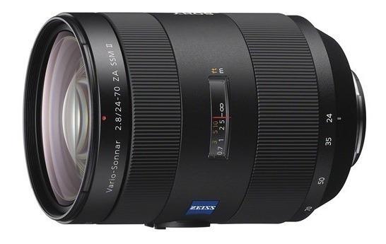 Sony Vario Sonnar T* 24-70mm F/2.8 Za Ssm Ii Lente 24-70