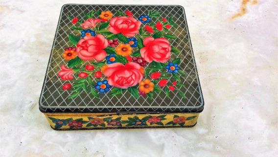 Cajas De Galletas Antigua