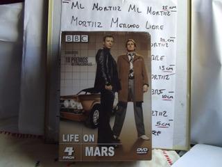 Box Set Dvd Life On Mars Temporada 1 Completa Bbc 4 Discos