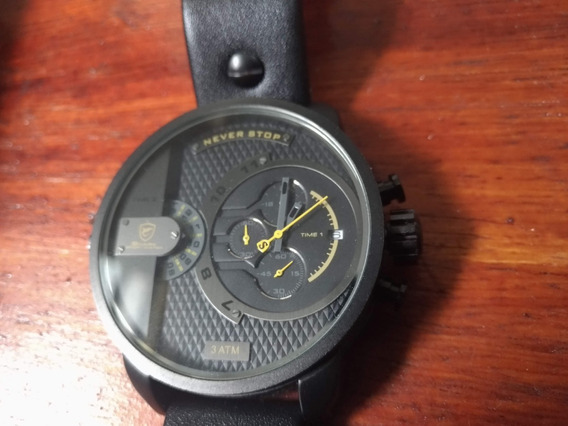 Relógio Shark Sh159+zc156 - R$180 + Brinde Relógio Digital
