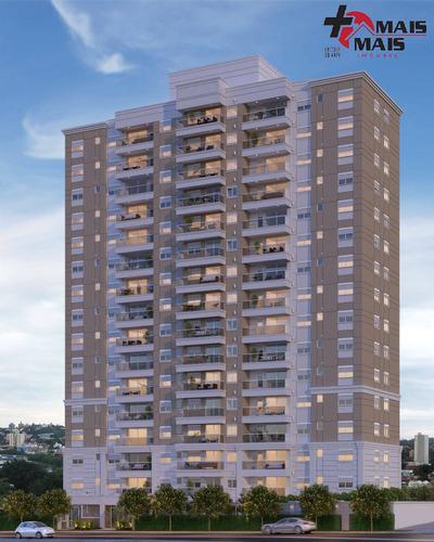 Imagem 1 de 11 de Dna, Apartamento 66m² No Taquaral, Campinas - Dna66b