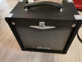 Amplificador De Tubos Crate V5 Valvulas