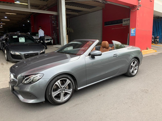 Mercedes Benz E300 Convertible 2019