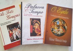 Lote Livros Heloísa Vilhena De Araújo Sobre Guimarães Rosa
