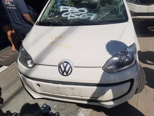 (14) Sucata Volkswagen Up 1.0 2016 (retirada Peças)