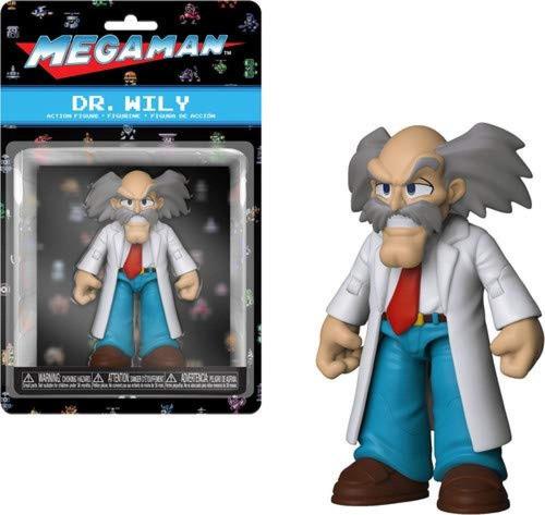 Funko Action Figure Mega Man Dr Wily