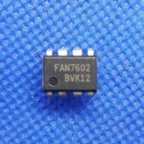J1677 . Fan7602 Fan7602n Dip-8 Original Rpi 2 Pieza(s)