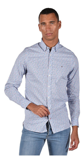 Camisa Slim Fit Tommy Hilfiger Mw0mw11025902 Hombre