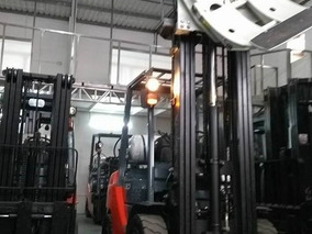 Montacargas Toyota Con Roll Clamp 2012 6000lbs