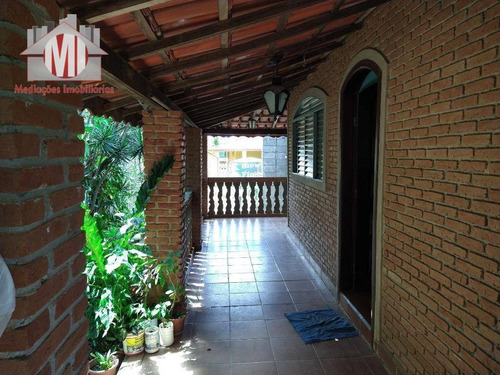 Chácara Com Escritura Em Ótimo Bairro, 03 Dormitórios, Pomar E Linda Vista À Venda, 1610 M² Por R$ 275.000 - Zona Rural - Pinhalzinho/sp - Ch0619