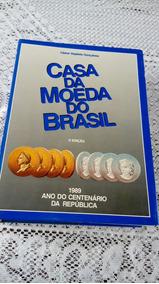Livro Casa Da Moeda