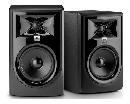 2 Monitores De Estudio Jbl 308p Mkii / Entrega Inmediata