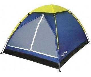 Barraca Para Camping De Fácil Montagem Iglu Mor 4 Pessoas