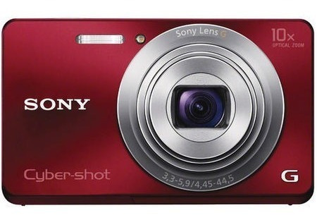 Câmera Digital Sony Cyber Shot 10x
