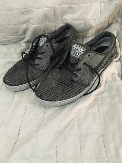 Tenis Nike Stefan Janoski Lunar - Usado - Limitado