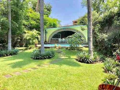 Magnifica Residencia Para Disfrutar En Río Usumancita, Cuernavaca