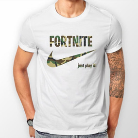Playera Logo Camo Nike Fortnite - Just Play It