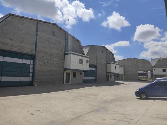 Galpon En Venta Barquisimeto Zona Industrial 20-24212 As
