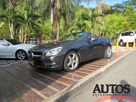 Mercedes Benz Slk 200 At Sec Cc1800