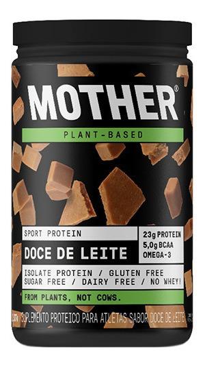 Suplemento Mother Nutrients Sport Protein Doce De Leite Pote