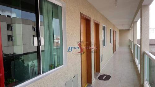 Imagem 1 de 8 de Apartamento Com 2 Dormitórios À Venda, 34 M² Por R$ 199.000,00 - Penha - São Paulo/sp - Ap2725