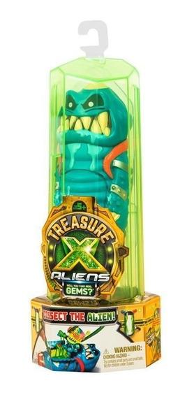 Treasure X Alien Hunters Con 12-revelaciones