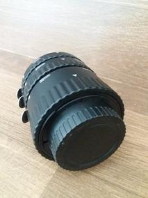 Tubo De Extensão Macrofotografia Para Nikon