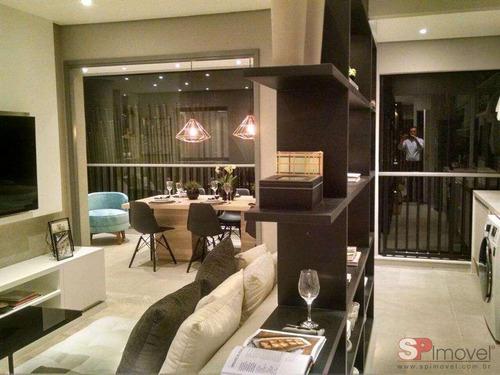 Imagem 1 de 6 de Apartamento Com 2 Dormitórios À Venda, 70 M² Por R$ 742.000,00 - Barra Funda - São Paulo/sp - Ap6513v