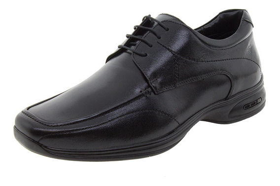 Sapato Masculino Social 3d Jota Pe - 71454 Preto 04