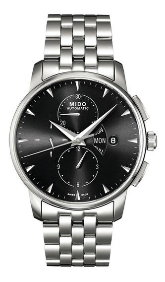 Relógio Mido Baroncelli Crono Automático - M8607.4.18.12