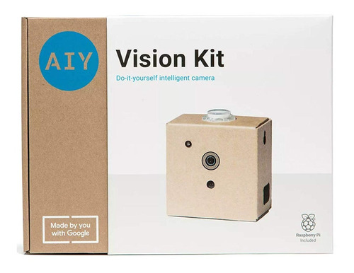 Imagen 1 de 8 de Google Vision Kit Aiy Crea Tu Camara Inteligente