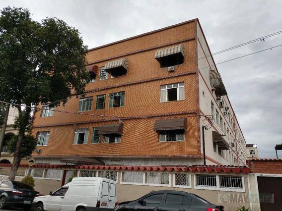 Apartamento Com 1 Dormitório Para Alugar, 53 M² Por R$ 800,00/mês - Vila Valqueire - Rio De Janeiro/rj - Ap0157