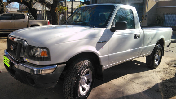 Ford Ranger Cabina Simple 2.8 4x2