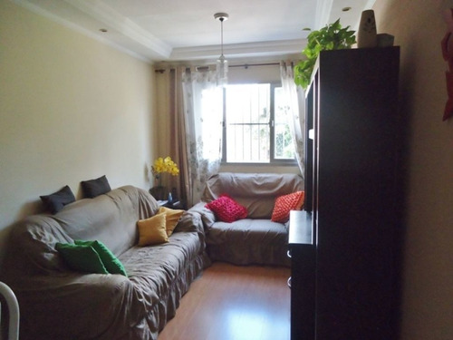 Imagem 1 de 14 de Venda Apartamento - (jardim Célia) Capão Redondo), São Paulo-sp - Rr2971