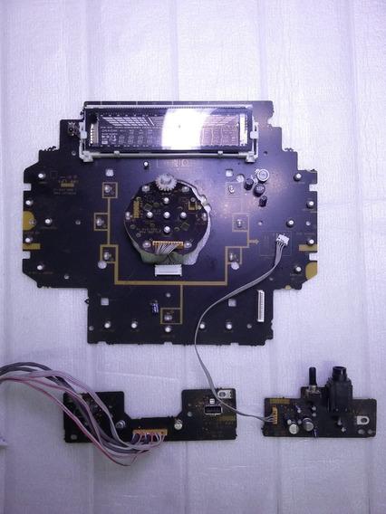 Placa Frontal Mini System Sony Hcd-gtr888