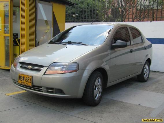 Chevrolet Aveo Mt 1600 Aa Dh