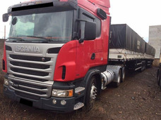 Scania R440 6x4 + Carreta Ls Randon -