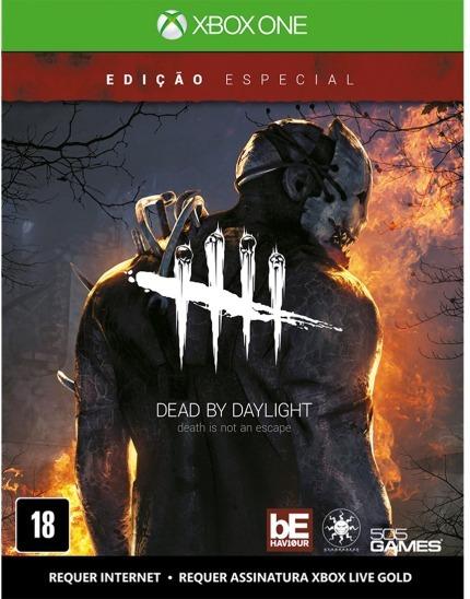 Dead By Daylight - Xbox One - Novo - Midia Fisica - Lacrado