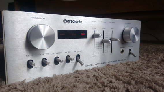 Amplificado Model 80 Gradiente