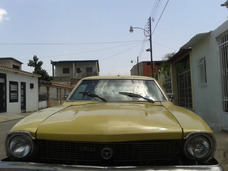 Ford Maverick Año 71,