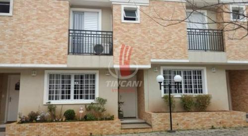 Imagem 1 de 18 de Condominio Fechado Em Condomínio Para Venda No Bairro Chácara Mafalda, 3 Dorms, 1 Suíte, 2 Vagas, 100 M - 2421