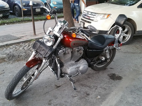 Harley Davidson Sportster Custom 883 2009