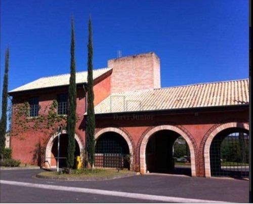 Terreno À Venda, 1000 M² Por R$ 295.000,00 - Villa Toscana - Votorantim/sp - Te1052