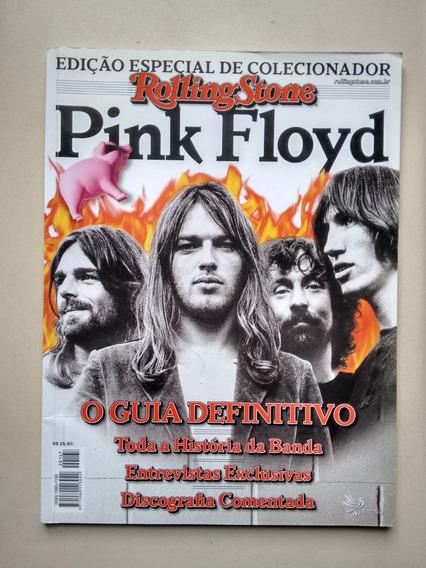 Revista Rolling Stone 7 Pink Floyd O Guia Definitivo C722