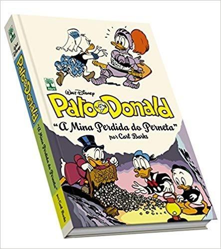Disney De Luxo. Edição Colecionador. Pato Donald. Carl Barks