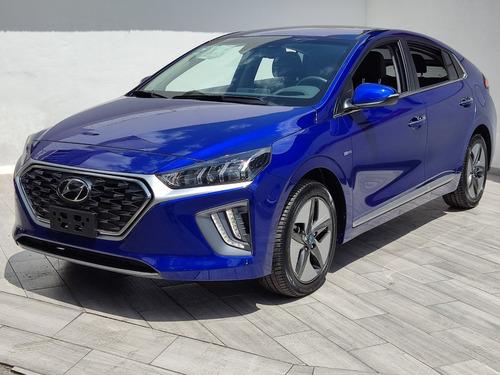 Imagen 1 de 15 de Hyundai Ioniq 2020 Hybrid Nuevo Piel Quemacocos Carplay