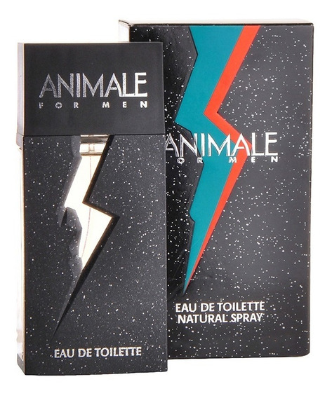 Perfume Animale Edt 100ml Masculino Importado Original