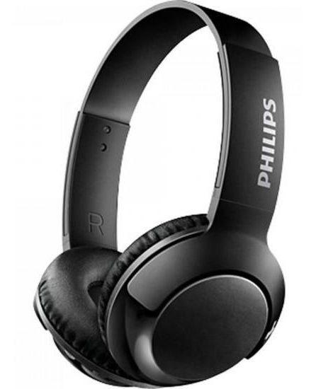 Fone De Ouvido Wireless Supra Auricular Preto Philips