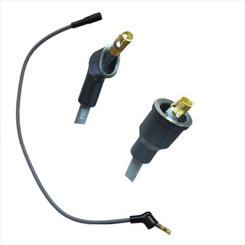 Cables Bujia Lancer Elite 6.6l 75 - 76 Imp Alta Calidad